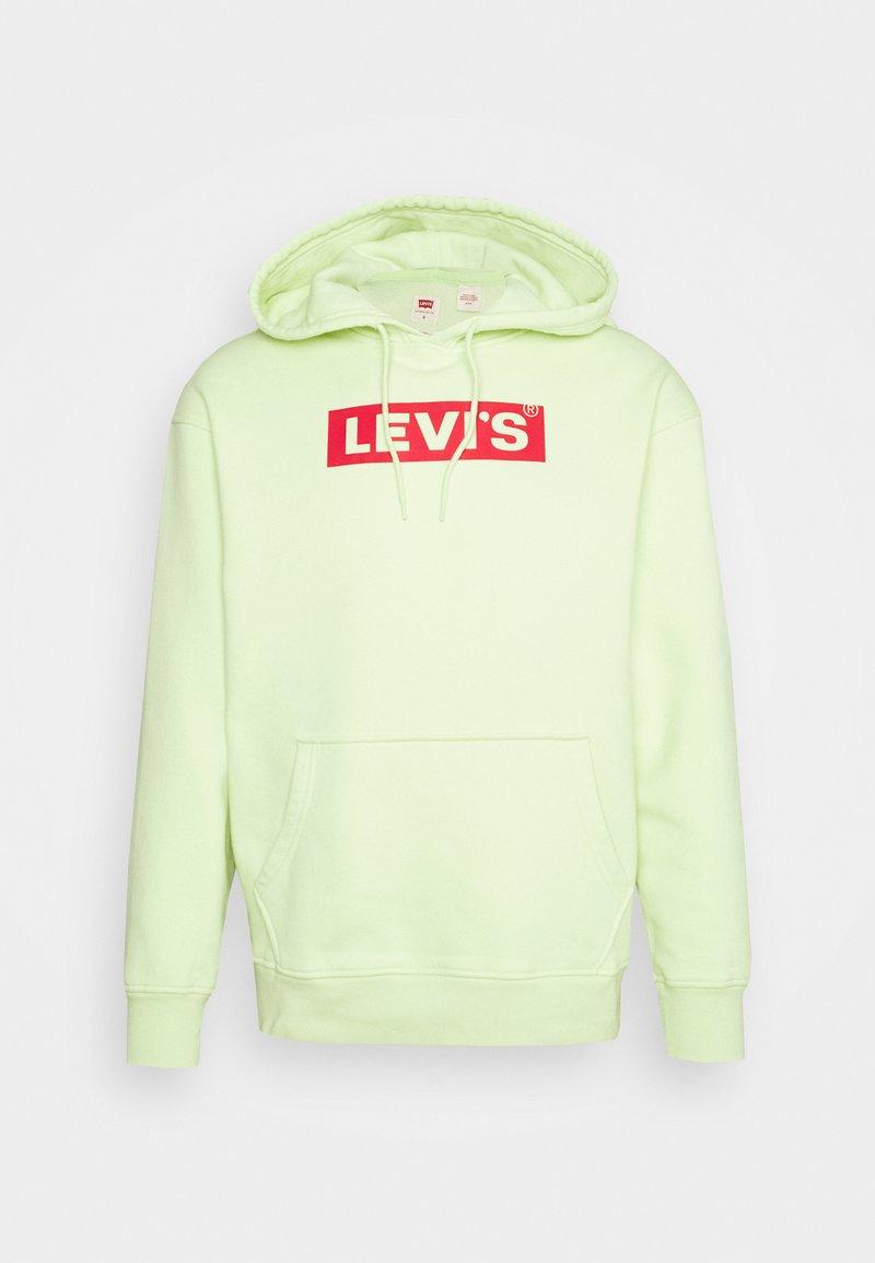 Levi's® - RELAXD GRAPHIC HOODIE UNISEX - Hoodie - greens