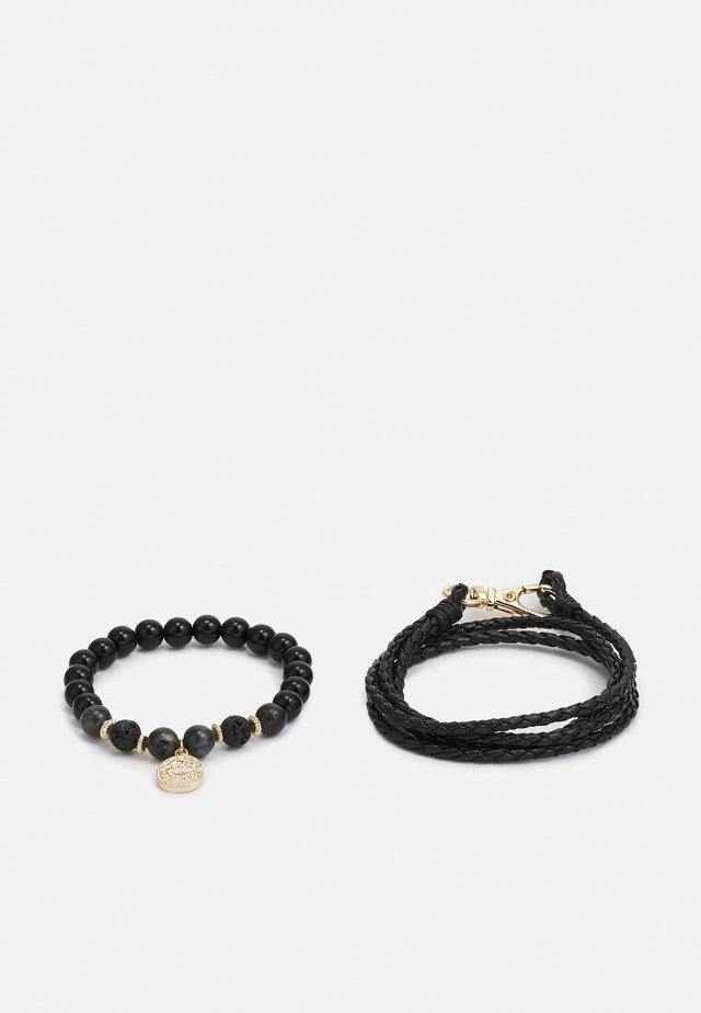 WRAP 2 PACK - Armband - black