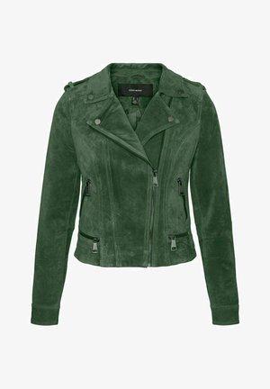 Leather jacket - black forest