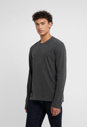 CREW - Long sleeved top - carbon