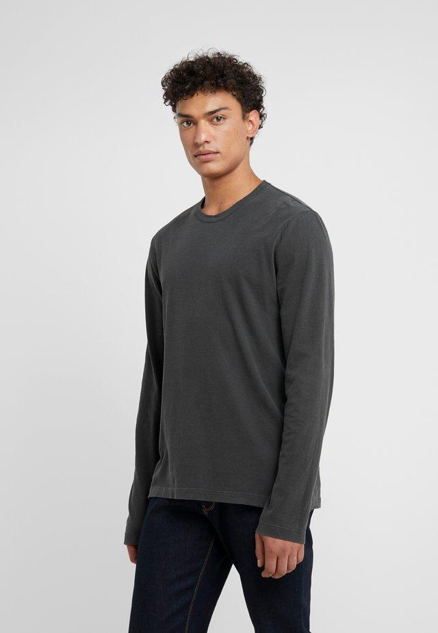 CREW - T-shirt à manches longues - carbon