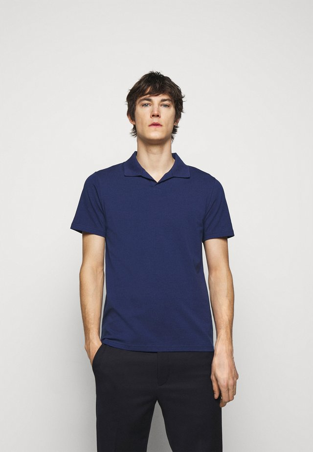Polo - marine blue