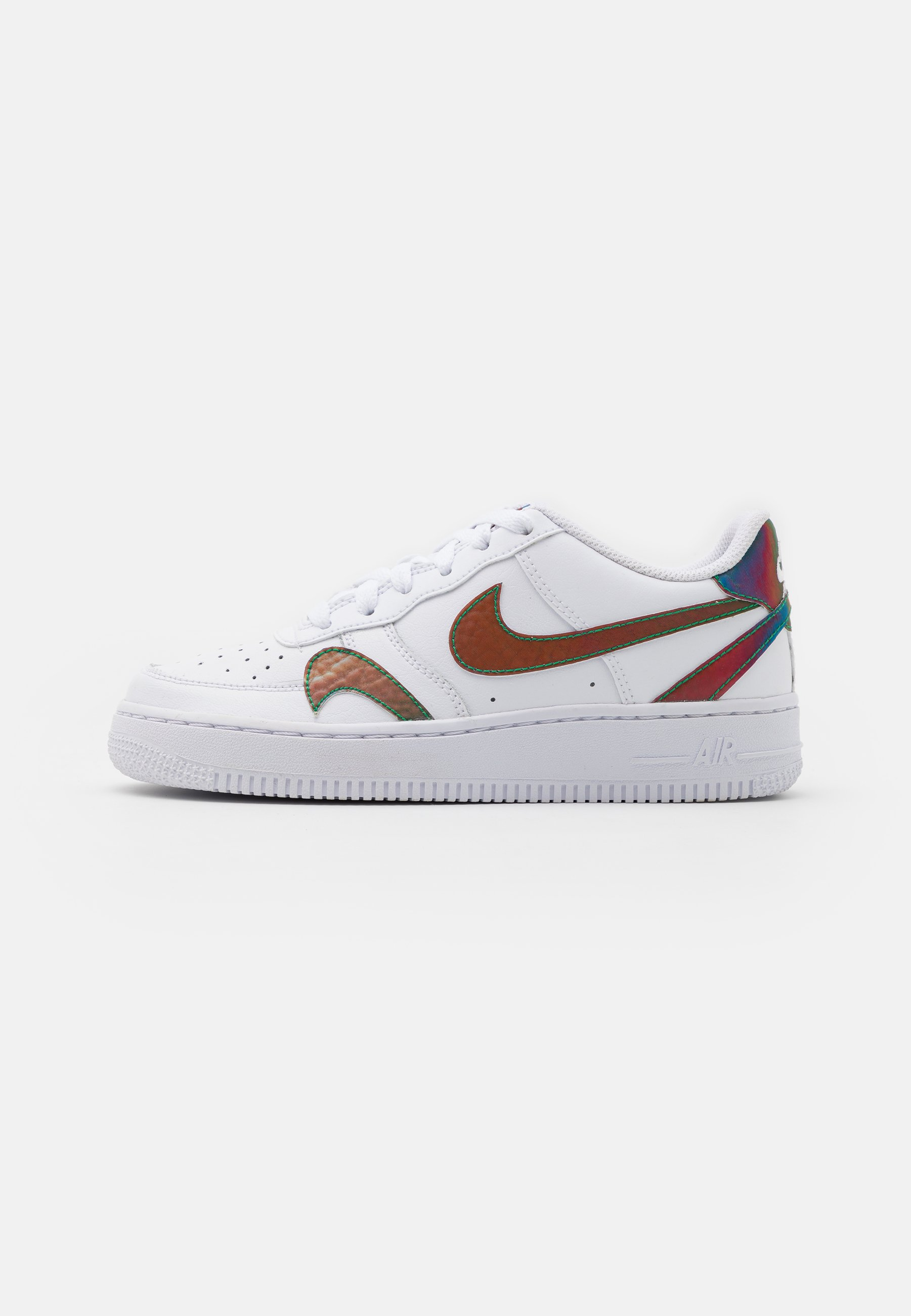 Nike Sportswear Air Force 1 Lv8 Unisex Sneakers Laag White Multicolor Wit Zalando Nl