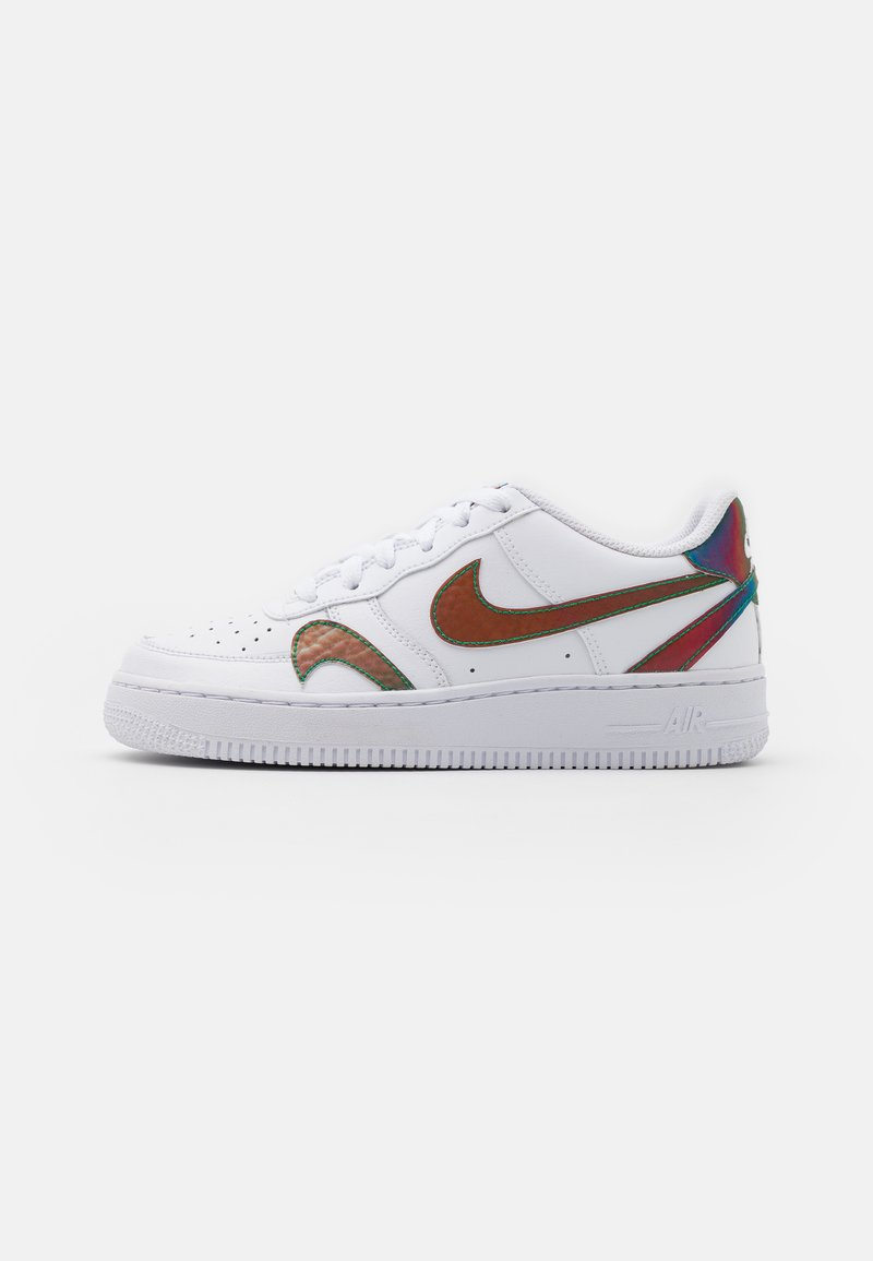Nike Sportswear - AIR FORCE 1 LV8 UNISEX - Trainers - white/multicolor