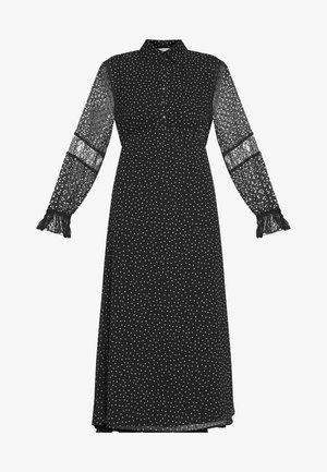 DONATELLE - Skjortekjole - noir motif