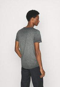 s.Oliver - KURZARM - Jednoduché triko - grey - 5
