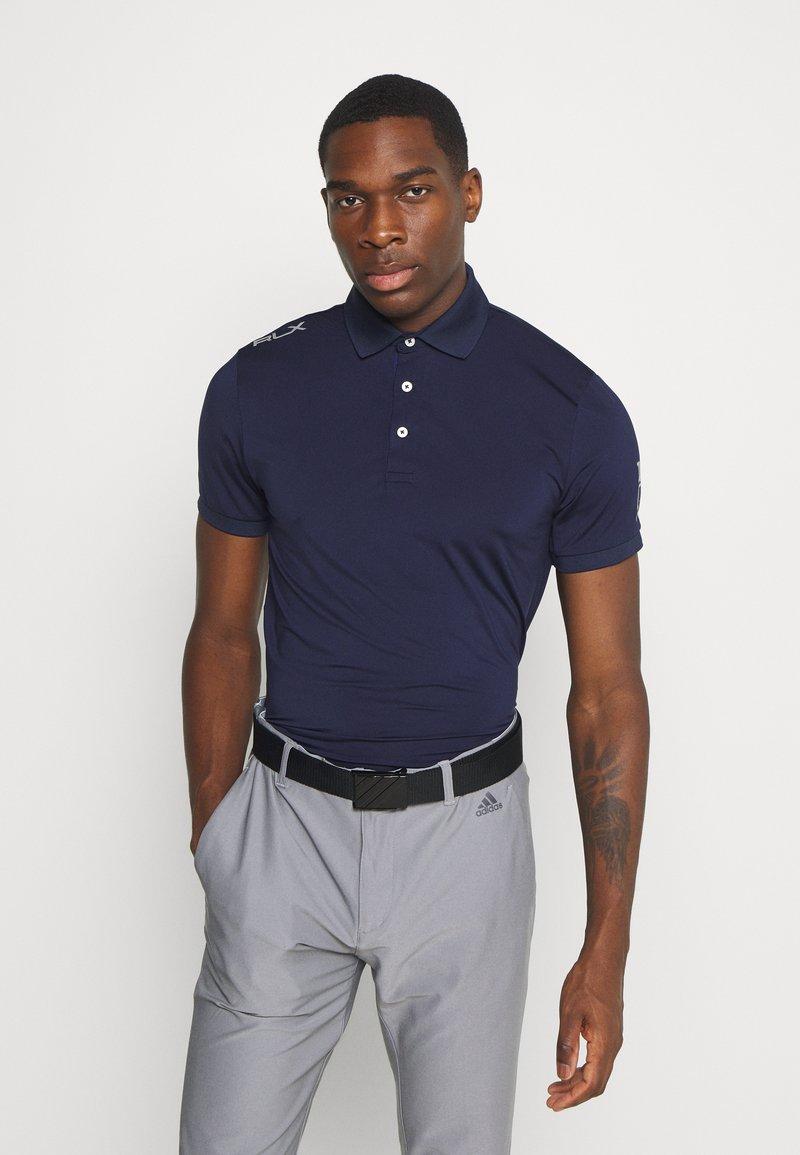 Polo Ralph Lauren Golf - SHORT SLEEVE - Funkční triko - royal blue