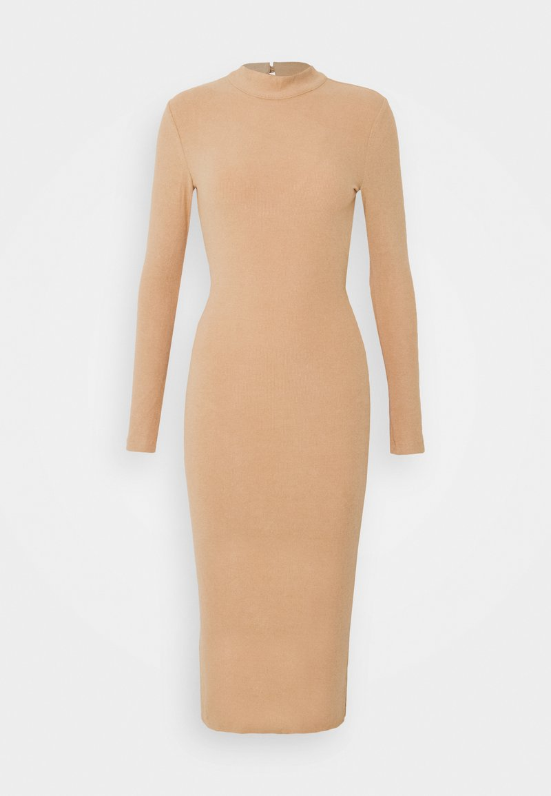 4th & Reckless - HUTTON DRESS - Jumper dress - nude
