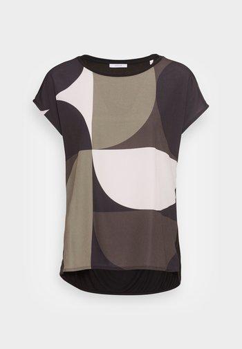 SALFI PRINT - Blouse - black