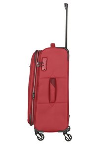 Travelite - KITE M - Wheeled suitcase - red - 3