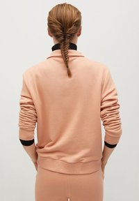 Mango - RIVI-A - Sweatshirt - růžová - 2