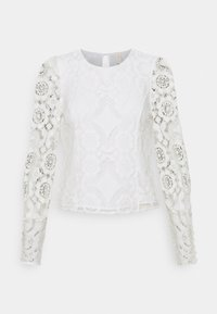 YAS - YASWILMA - Long sleeved top - star white - 5