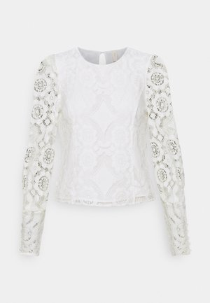 YASWILMA - Long sleeved top - star white