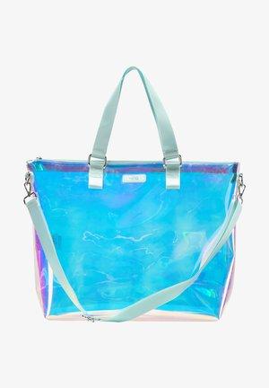 Velká kabelka - blue holo