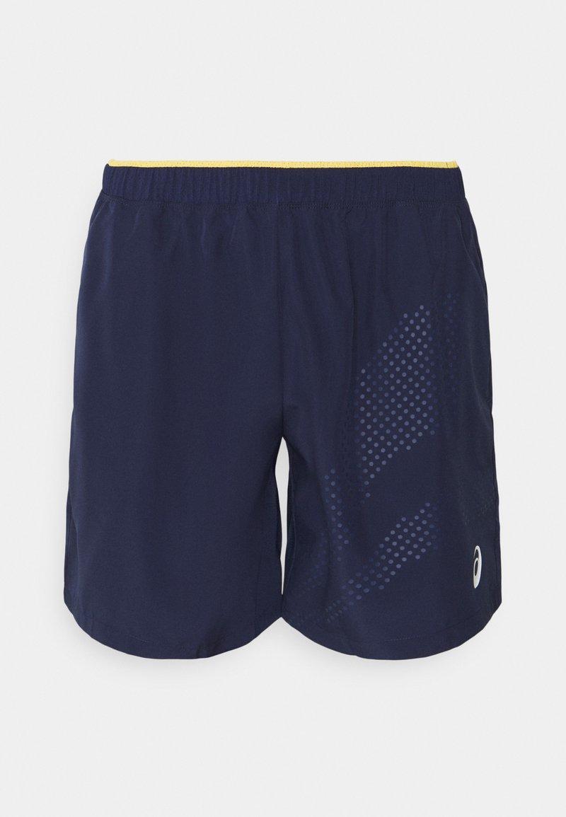 ASICS - COURT - Pantalón corto de deporte - peacoat