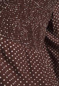 Faithfull the brand - TANGERINA MIDI DRESS - Denní šaty - bonnie - 4