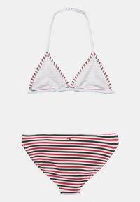 Tommy Hilfiger - TRIANGLE SET - Bikini - red - 1