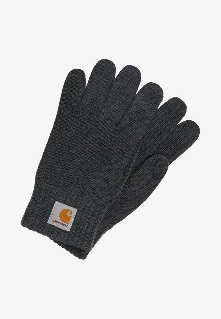 Carhartt WIP - WATCH GLOVES UNISEX - Gloves - blacksmith