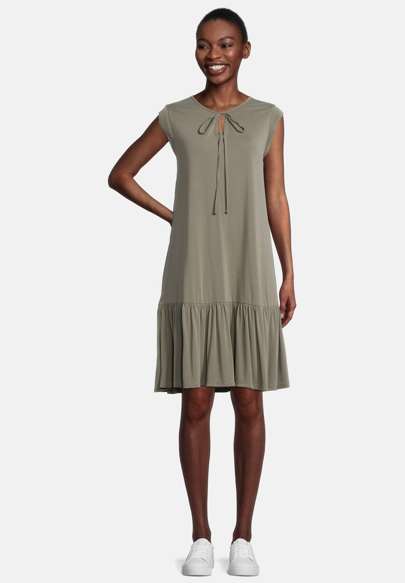 Cartoon - Jersey dress - khaki