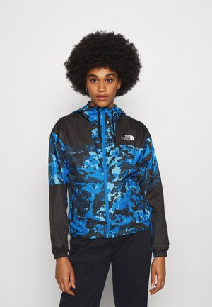SHERU JACKET - Summer jacket - blue