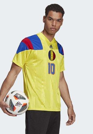 BUKAREST  - Print T-shirt - yellow