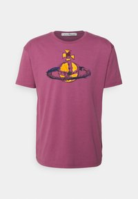 Vivienne Westwood - KID CLASSIC UNISEX - Print T-shirt - pink - 4
