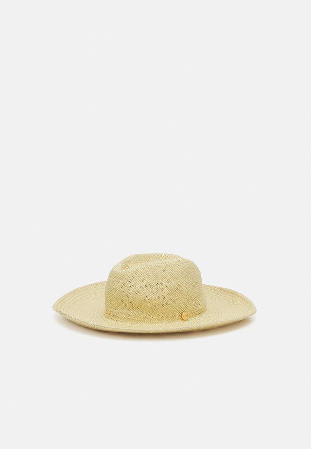 PANAMA HAT - Strand accessories - oat
