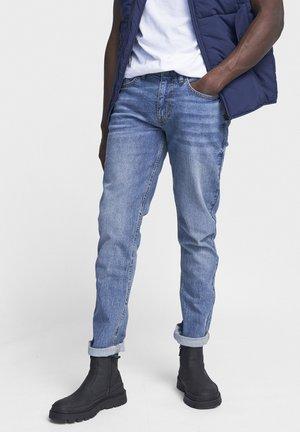 MILANO - Slim fit jeans - speed blue