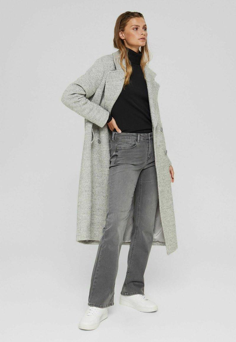 Esprit Collection - Bootcut jeans - grey medium wash