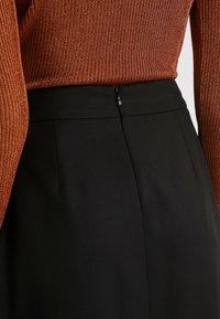 HUGO - RISELLA - Mini skirt - black - 5