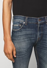 7 for all mankind - RONNIE CAVALRY  - Slim fit jeans - dark blue - 6