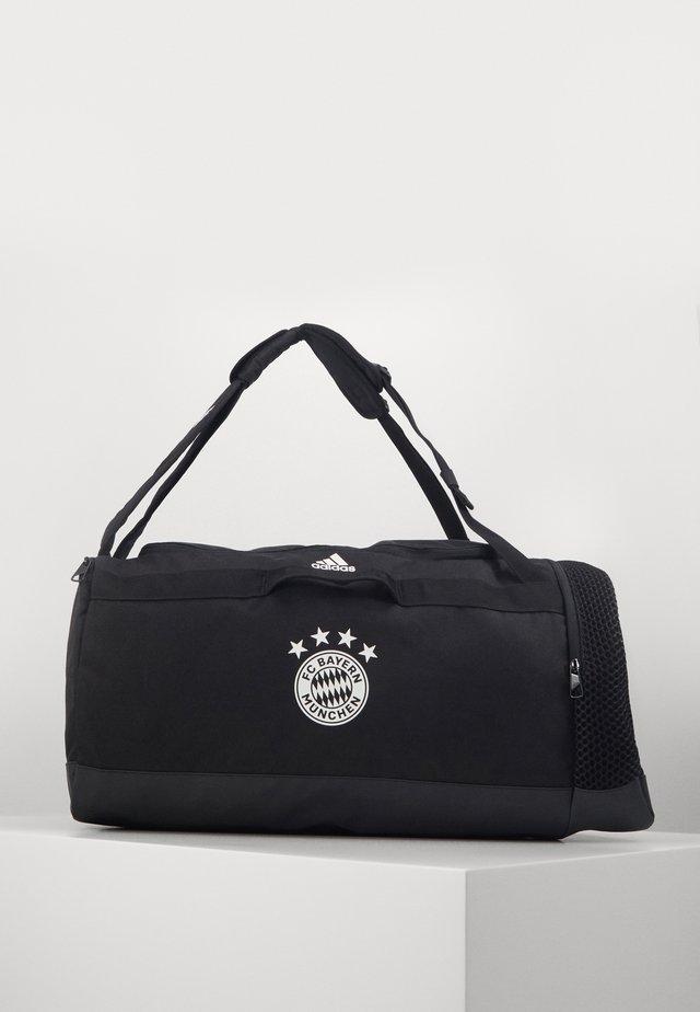 FCB - Sporttas - black/white
