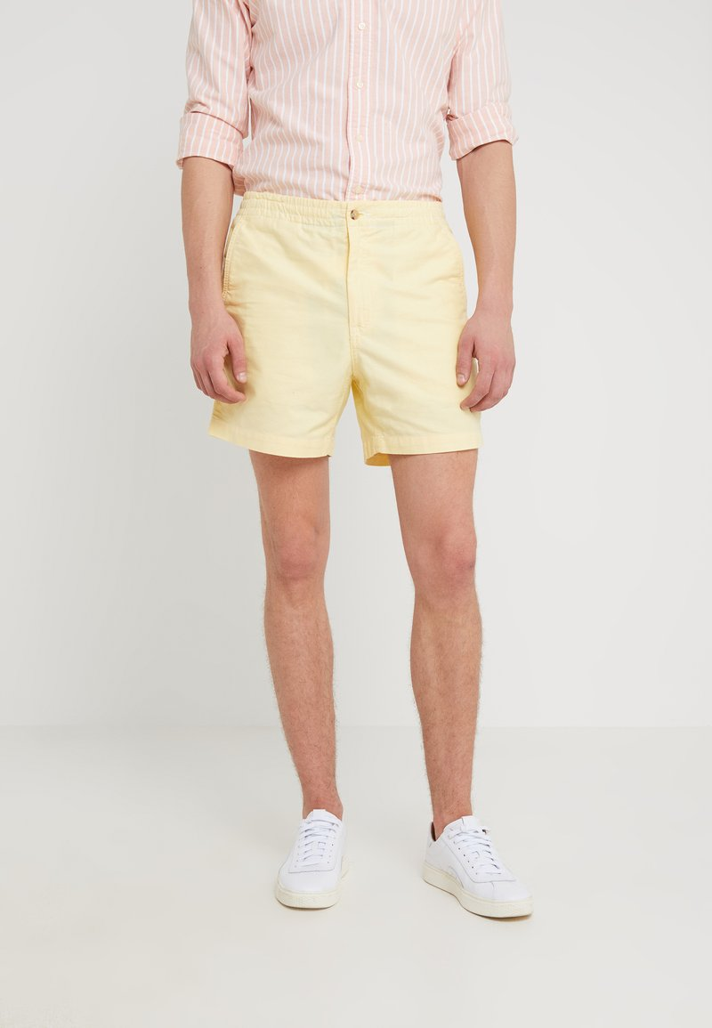 Polo Ralph Lauren - CLASSIC FIT PREPSTER - Short - yellow oxford