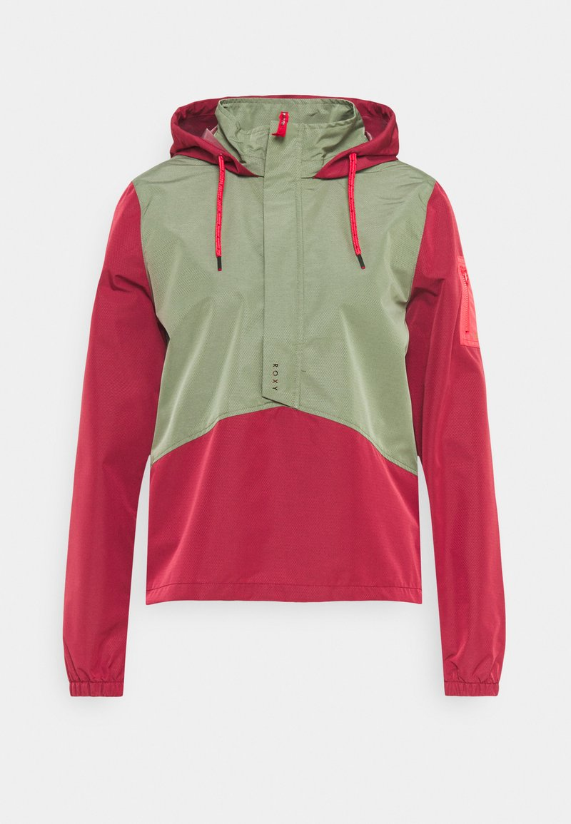 Roxy - EVERY BREATH YOU TAKE - Outdoor jacket - tibetan red
