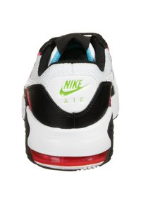 Nike Sportswear - AIR MAX EXCEE - Trainers - white / white / black / flash crimson - 3