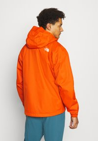 The North Face - MENS QUEST JACKET - Outdoor jacket - flame/black heather - 2