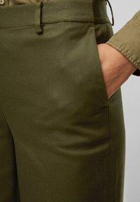 Marc O'Polo - Trousers - native olive - 4