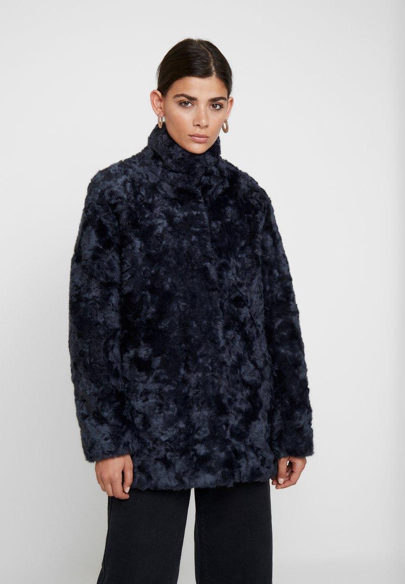 Tiger of Sweden Jeans - MINIMAL - Winter coat - worker blue