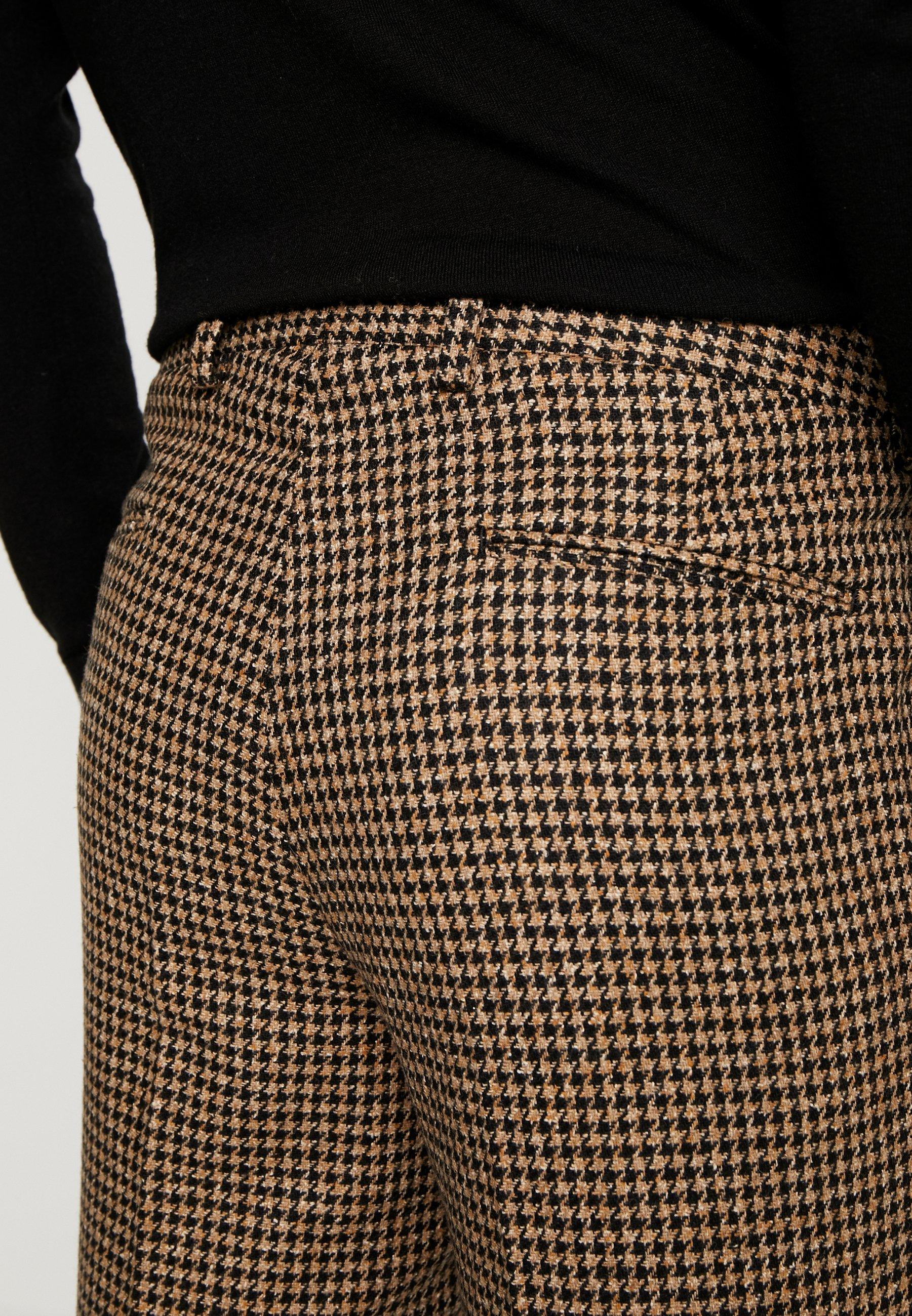 Shelby & Sons KNIGHTON TROUSER - Pantalon classique - brown