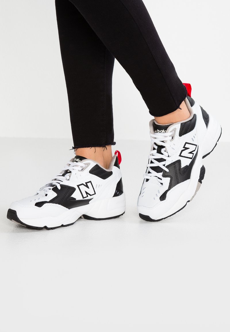 New Balance - Trainers - schwarz