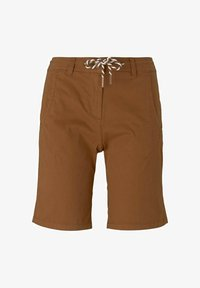 TOM TAILOR - Shorts - caramel brown - 6