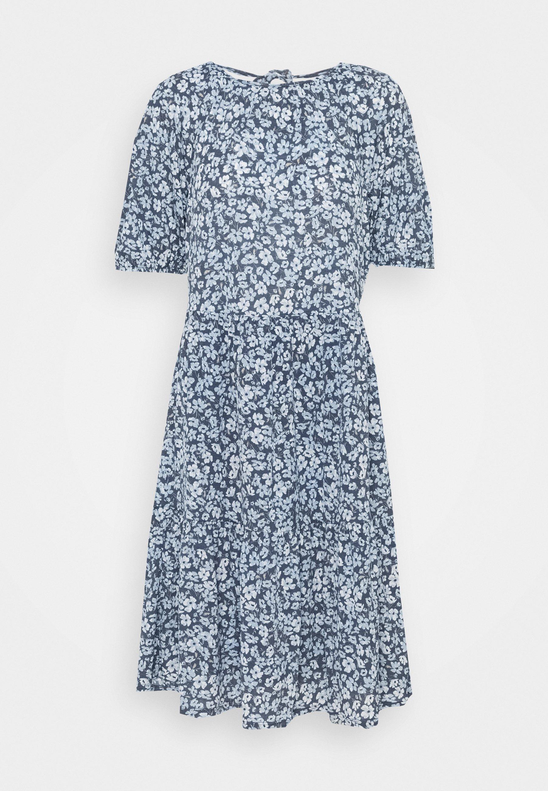 Damen ONLPELLA OPEN BACK DRESS - Jerseykleid