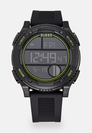 TREND - Digital watch - black