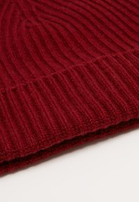 Johnstons of Elgin - CASHMERE BEANIE - Beanie - cabernet - 5