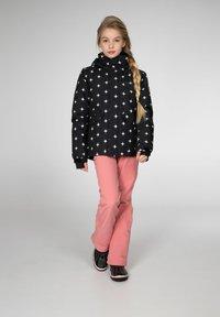 Protest - MIA JR  - Ski jacket - true black - 0
