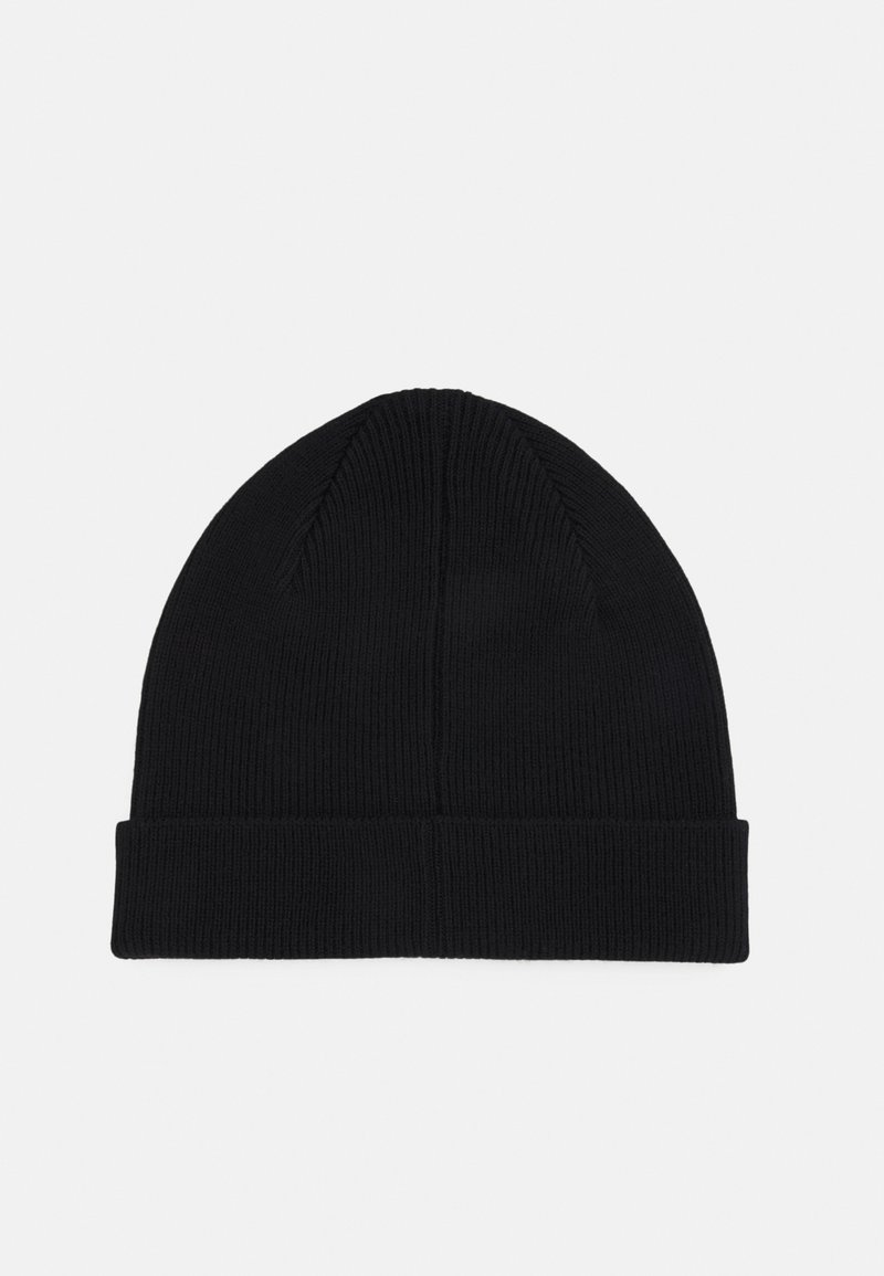 PS Paul Smith - HAT ZEBRA BEANIE UNISEX - Beanie - black