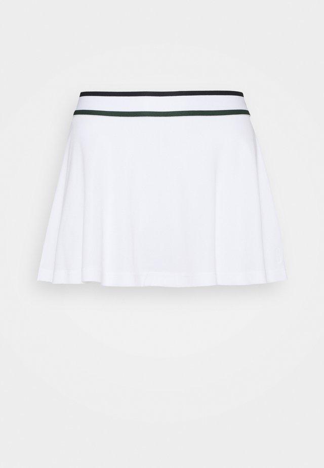TRISTA SKIRT - Gonna sportivo - brilliant white