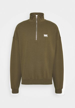 TURTLENECK - Sweatshirt - olive
