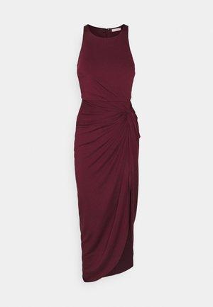 OUT TILL DAWN DRESS - Jersey dress - burgundy
