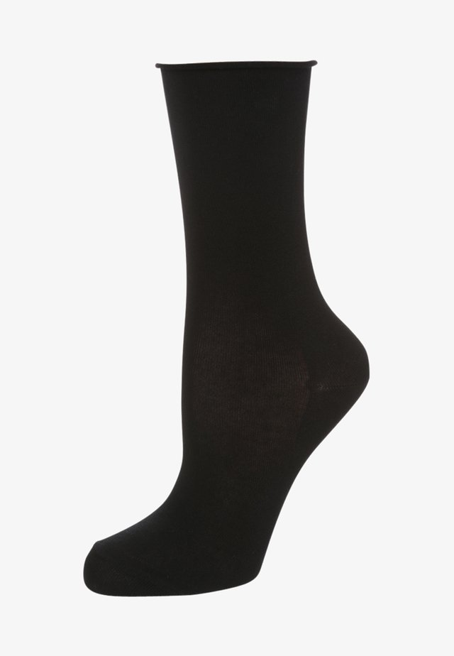 BREEZE SO - Sports socks - black